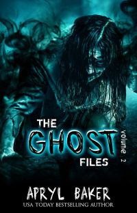 The Ghost Files V2 cover