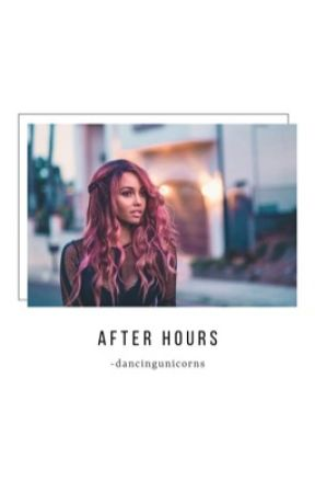AFTER HOURS \\ SHADOWHUNTERS by -dancingunicorns