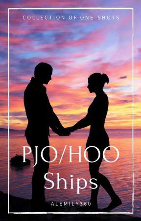 PJO/HOO Ships: One-shots by AlEmily360