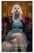 The Prophet - Five Hargreeves X Oc, UMBRELLA ACADEMY by abluejayyyy