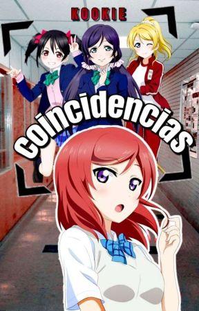 Coincidencias ✧ NicoMaki. by Soy_Kookie_