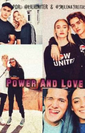 Power And Love - Now United by liliuniter