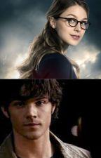 Girl Of Steel   Sam Winchester x Kara by ScarletQuakeWitch