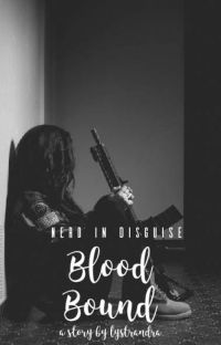 Nerd in Disguise: Blood Bound cover