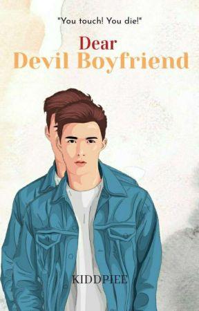 Dear Devil Boyfriend (ON GOING)  by kiddpiee