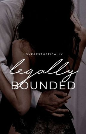 Legally Bounded | sporadic updates by loveaesthetically