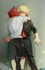 Kirishima x Bakugou by HappilyNeverBefore