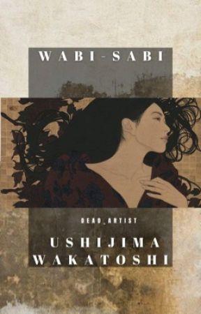 Wabi-sabi | Ushijima Wakatoshi by dead_artist