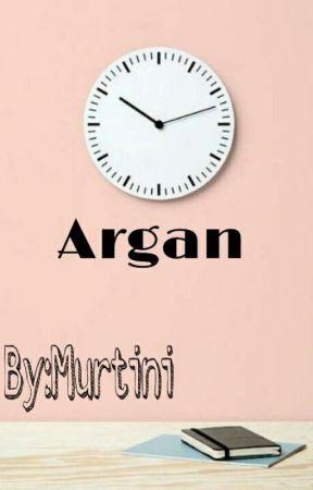 Argan by meurtiniasih