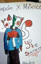 Yo Te Sanaré (Japón x México) by GorutoXD