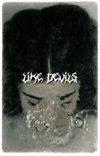 ✓ | LIKE DEVILS ━ the walking dead ² by okaywickersham