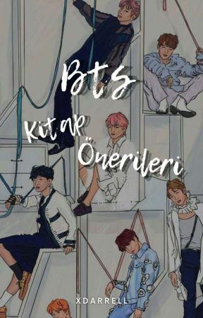 BTS Kitap Önerileri  by xdarrell