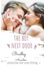 The Boy Next Door by mangtoe