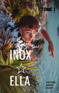 Inoxtag & Ella - TOME 1 - cover