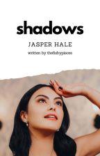 Shadows    Jasper Hale by thefishypisces