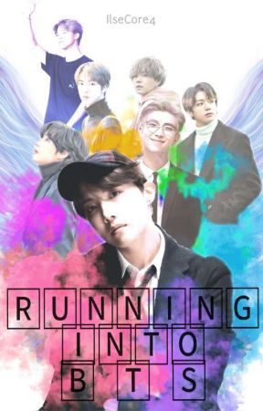 Running Into BTS by IsleCore4