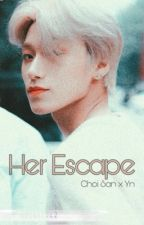 Her Escape|| choi san by tee_dee_27