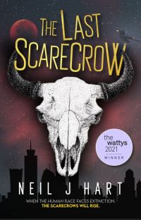 The Last Scarecrow cover