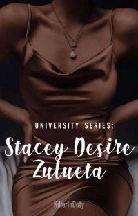 University Series : Stacey Desire Zulueta cover