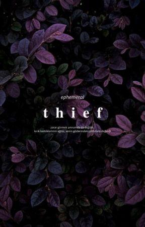 thief   jikook by eph_emeral