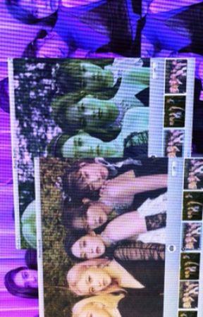 𝐑𝐎𝟓𝐄𝐘. girl group af by I1601I