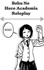 Boku No Hero Academia Roleplay by HxneyyTea