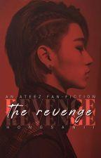 The Revenge // ATEEZ by hongsanii