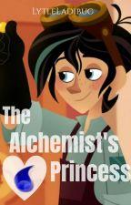 The Alchemist's Princess | Rapunzel's Tangled Adventure by LytleLadibug