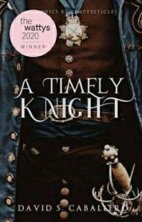 A Timely Knight cover