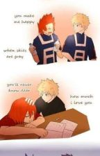 You Are My Sunshine: A Bakukiri story *Compleated. Edited* by Insane_Weeb_Official