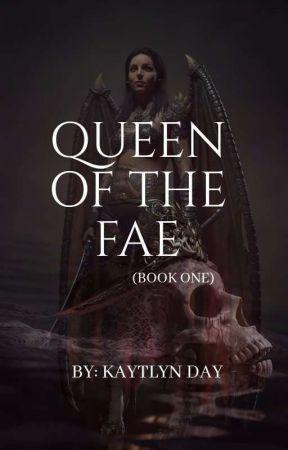 Queen of the Fae by herlittlenightmare