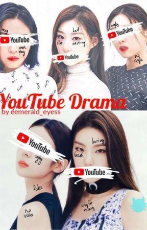 YouTube Drama (yejisu au) ✔️ by eemerald_eyess