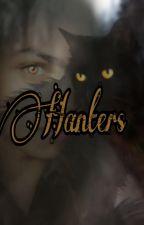 Hanters / Derek Hale by _Magic_x_Books_