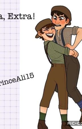 Extra, Extra! (A Newsies fanfiction)  by PrinceAli15