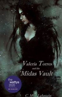 Valeria Torres and the Midas Vault cover