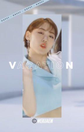 vacation [ code red trilogy ]  by WEKIJAEM