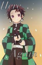 Here again (Tanjiro x Fem Reader) (Trigger warning!!) by SaturnN0tF0und