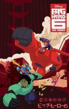 Big Hero 6 The Series by heroangelo