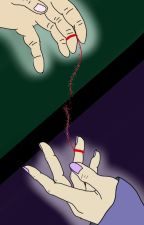 'I found you!' [ Lloyd x reader ] Ninjago red string Au. by actuallyabiscuit0602