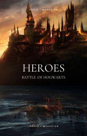 HEROES ━ BATTLE OF HOGWARTS by saadiem