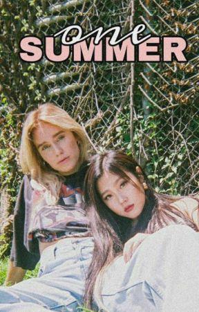One Summer | Siyoon/Heyna by onlysiyoon