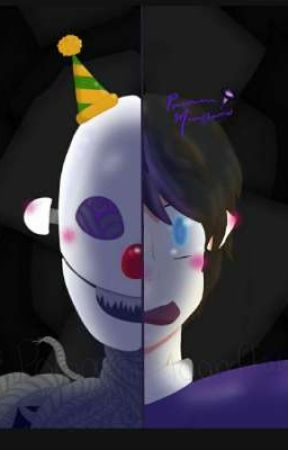 Ennard X Micheal |Smut| /Finished/ by Kwaii_Chan