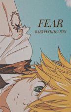 fear. | meliodas  by babypinkhearts