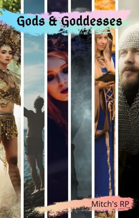 Gods & Goddesses Roleplay by nevillegalaxyhiking