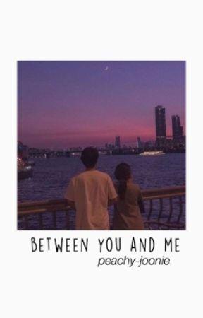 between you and me ♡ j.jk by peachy-joonie