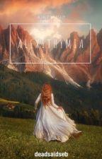 ALEXITHYMIA ➹ Fred Weasley by deadsaidseb
