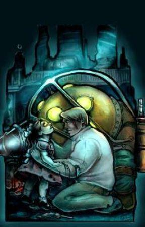Bioshock Under The Sea Jatlas/Fonryan by Monacatowa12