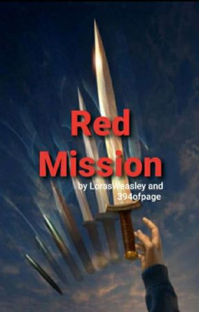 Red Mission by 394ofpage