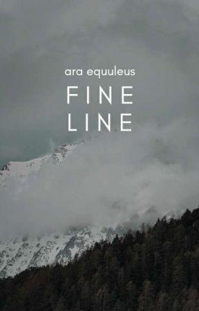 Fine Line by deilanzie