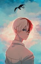 Trustworthy (Todoroki Shoto x Dragon Reader) by WeirdLookingCat